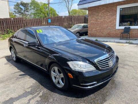 2013 Mercedes-Benz S-Class for sale at AutoStar Norcross in Norcross GA