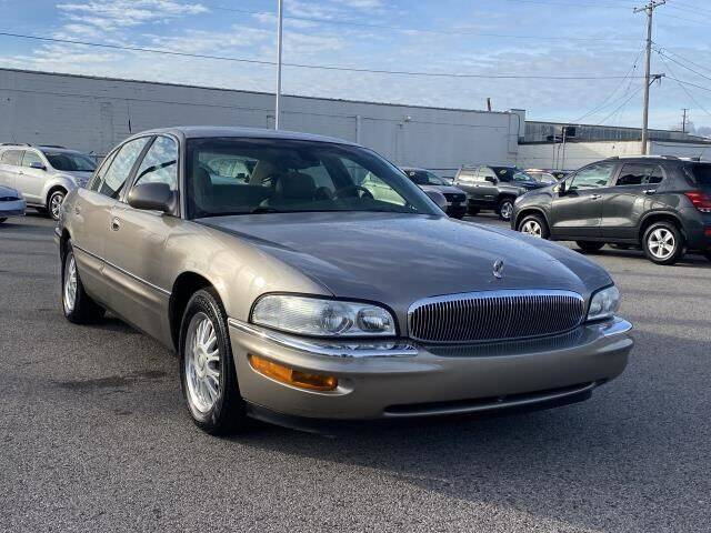 2003 Buick Park Avenue for sale at Betten Baker Preowned Center in Twin Lake MI