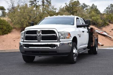 2017 RAM Ram Pickup 3500 for sale at Choice Auto & Truck Sales in Payson AZ