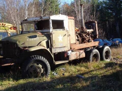 1955 AM General Military for sale at Classic Car Deals in Cadillac MI