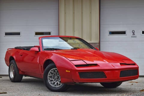1983 Pontiac Firebird for sale at Rosedale Auto Sales Incorporated in Kansas City KS