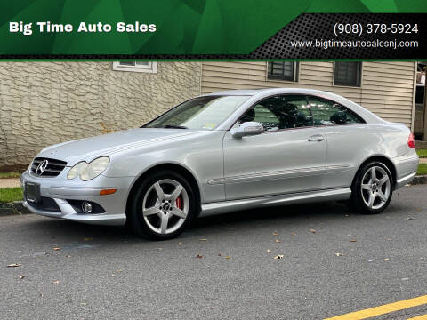2006 Mercedes-Benz CLK for sale at Big Time Auto Sales in Vauxhall NJ