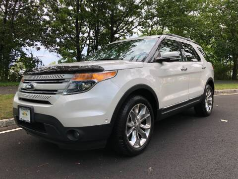 2013 Ford Explorer for sale at Crazy Cars Auto Sale in Jersey City NJ