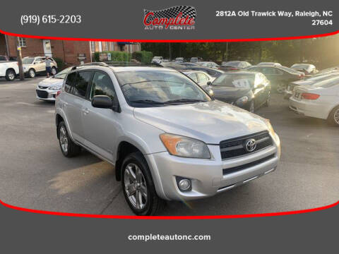 2010 Toyota RAV4 for sale at Complete Auto Center , Inc in Raleigh NC