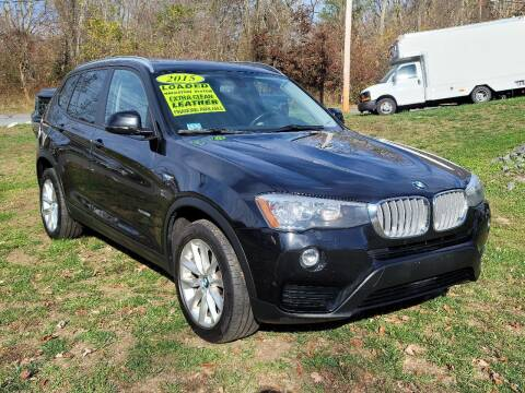 2015 BMW X3 for sale at Showcase Auto & Truck in Swansea MA