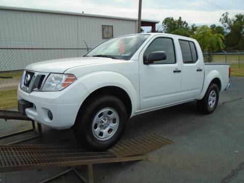 2014 Nissan Frontier for sale at PIEDMONT CUSTOM CONVERSIONS USED CARS in Danville VA