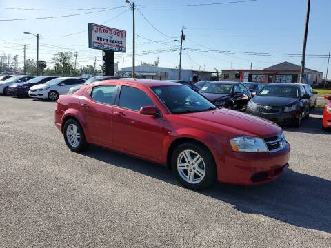 2011 Dodge Avenger for sale at Jamrock Auto Sales of Panama City in Panama City FL