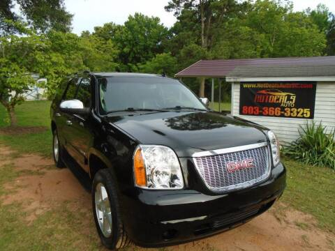 2011 GMC Yukon for sale at Hot Deals Auto LLC in Rock Hill SC