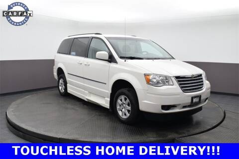 2010 Chrysler Town and Country for sale at M & I Imports in Highland Park IL