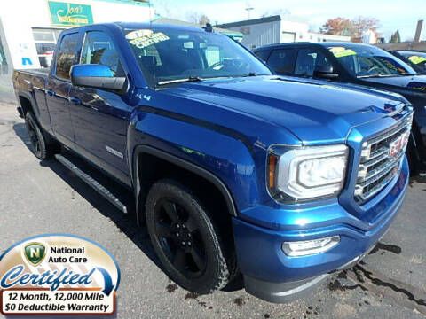 2017 GMC Sierra 1500 for sale at Jon's Auto in Marquette MI