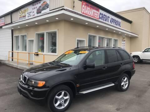2002 BMW X5 for sale at Suarez Auto Sales in Port Huron MI
