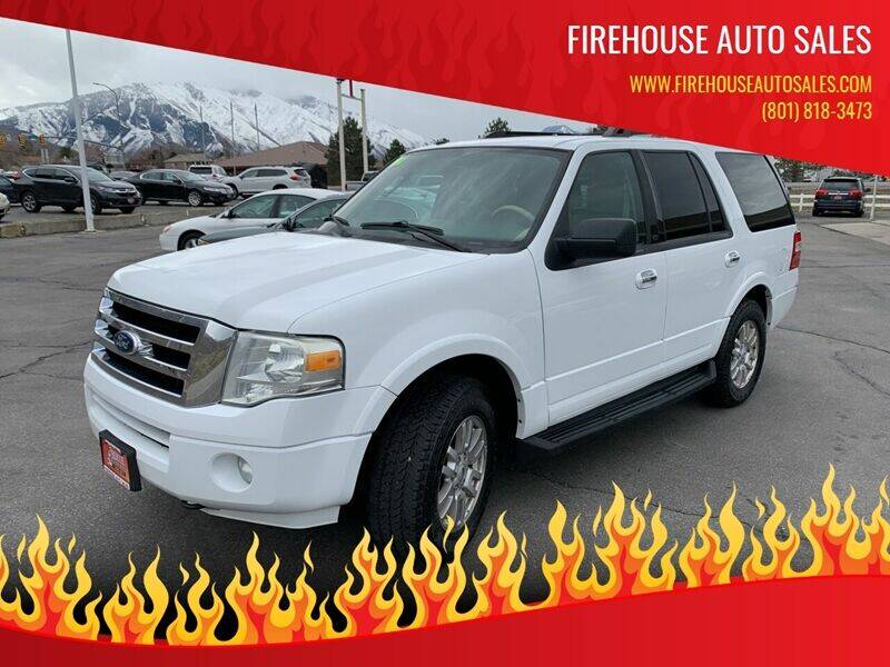 2011 Ford Expedition for sale at Firehouse Auto Sales in Springville UT