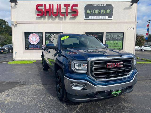 2018 GMC Sierra 1500 for sale at Shults Resale Center Olean in Olean NY