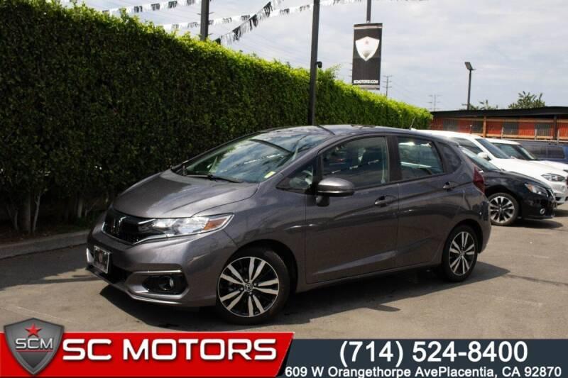 2019 Honda Fit for sale in Placentia, CA