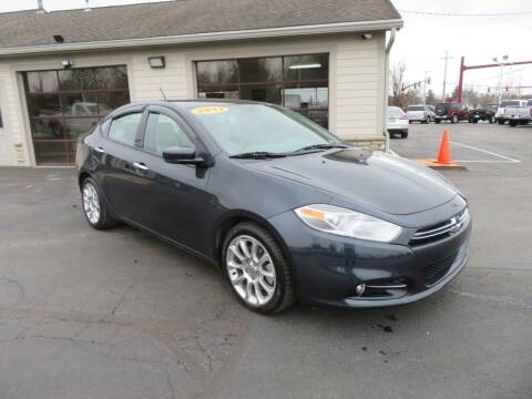 2013 Dodge Dart for sale at Tri-County Pre-Owned Superstore in Reynoldsburg OH