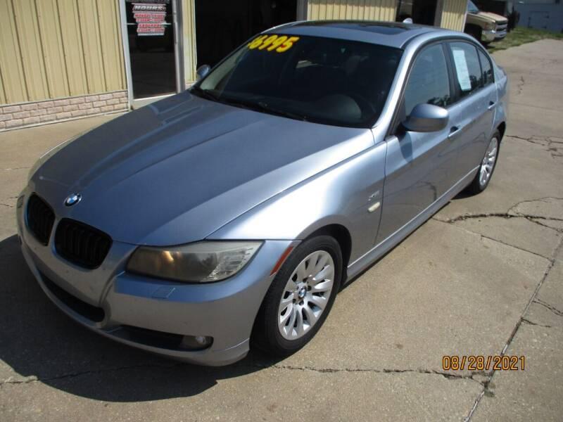 2009 BMW 3 Series for sale at LINCOLN WAY MOTORS LLC in Cedar Rapids IA