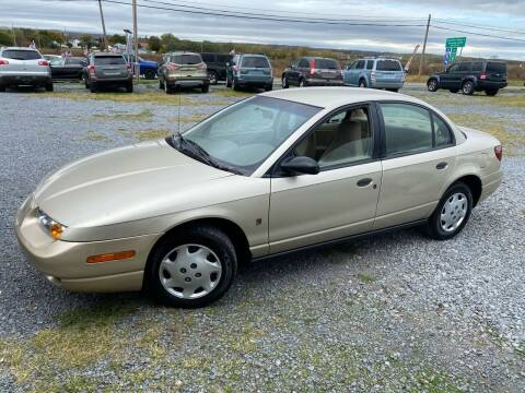 2002 Saturn S-Series for sale at Tri-Star Motors Inc in Martinsburg WV