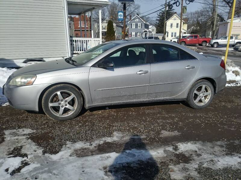 2007 Pontiac G6 for sale at Nerger's Auto Express in Bound Brook NJ
