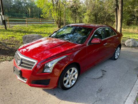 2014 Cadillac ATS for sale at Quality Auto Group in San Antonio TX