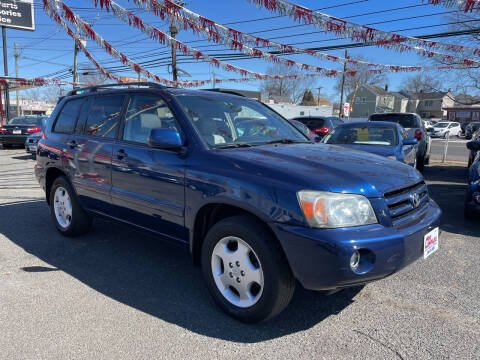 2006 Toyota Highlander for sale at Car Complex in Linden NJ