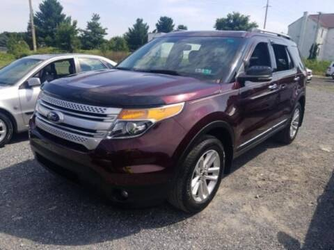 2011 Ford Explorer for sale at Great Lakes Classic Cars & Detail Shop in Hilton NY