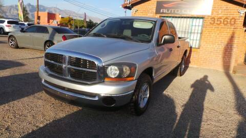 2006 Dodge Ram Pickup 1500 for sale at Auto Click in Tucson AZ