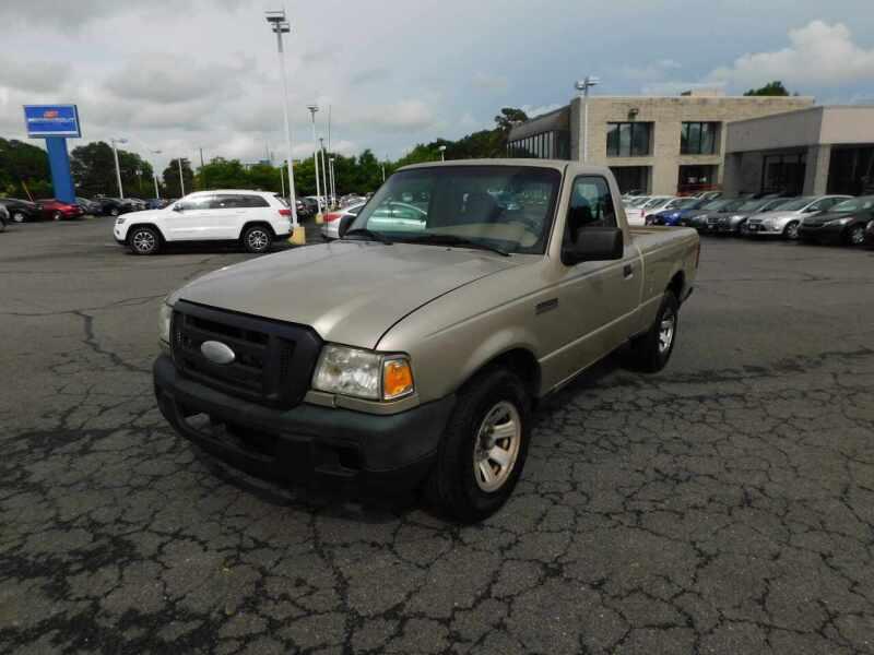 2007 Ford Ranger for sale at Paniagua Auto Mall in Dalton GA