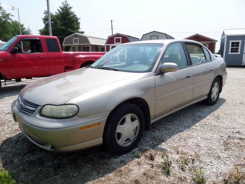 2000 Chevrolet Malibu for sale at CARL'S AUTO SALES in Boody IL