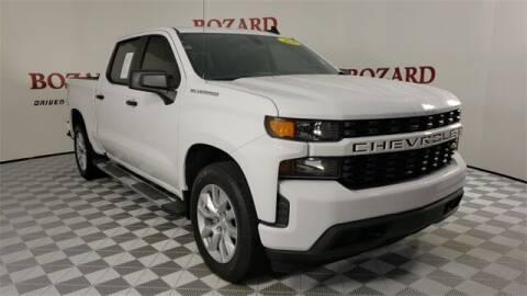 2020 Chevrolet Silverado 1500 for sale at BOZARD FORD in Saint Augustine FL