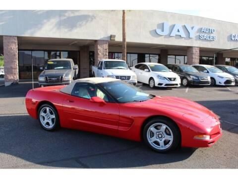 1998 Chevrolet Corvette for sale at Jay Auto Sales in Tucson AZ