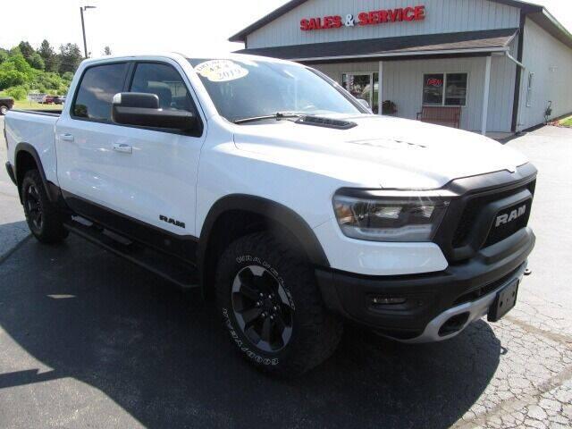 2019 RAM Ram Pickup 1500 for sale at Thompson Motors LLC in Attica NY