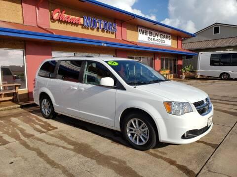 2019 Dodge Grand Caravan for sale at Ohana Motors in Lihue HI