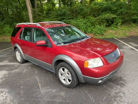 2006 Ford Freestyle for sale at ATLANTA AUTO WAY in Duluth GA