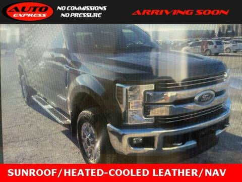2018 Ford F-250 Super Duty for sale at Auto Express in Lafayette IN
