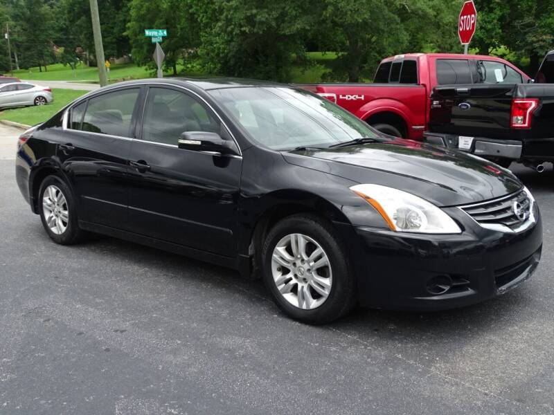2010 Nissan Altima for sale at Luxury Auto Innovations in Flowery Branch GA