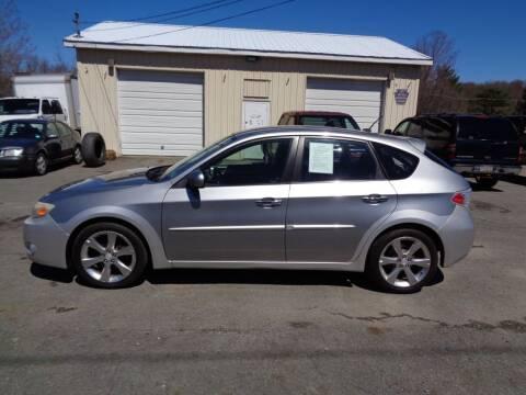 2009 Subaru Impreza for sale at On The Road Again Auto Sales in Lake Ariel PA
