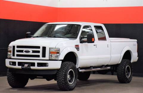 2008 Ford F-350 Super Duty for sale at Style Motors LLC in Hillsboro OR