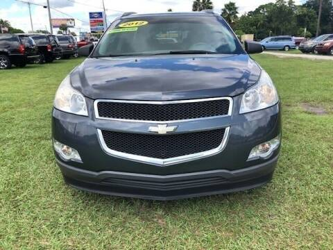 2012 Chevrolet Traverse for sale at Unique Motor Sport Sales in Kissimmee FL