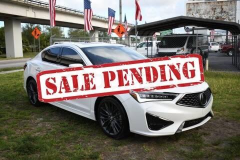 2019 Acura ILX for sale at STS Automotive - Miami, FL in Miami FL