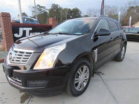 2015 Cadillac SRX for sale at J T Auto Group in Sanford NC