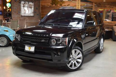 2013 Land Rover Range Rover Sport for sale at Chicago Cars US in Summit IL