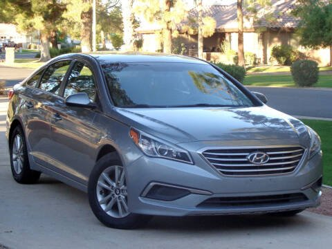 2016 Hyundai Sonata for sale at AZGT LLC in Phoenix AZ