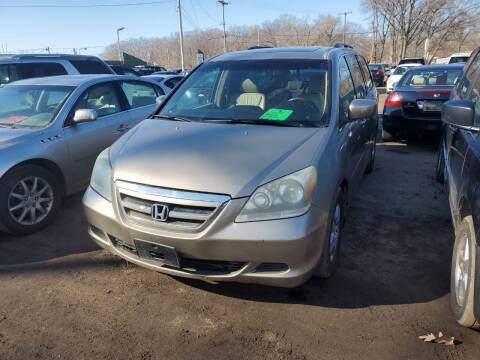 2005 Honda Odyssey for sale at ASAP AUTO SALES in Muskegon MI
