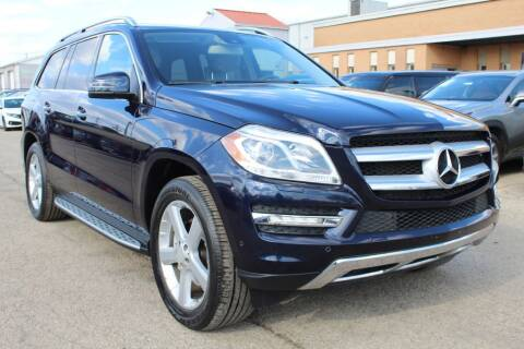 2014 Mercedes-Benz GL-Class for sale at SHAFER AUTO GROUP in Columbus OH