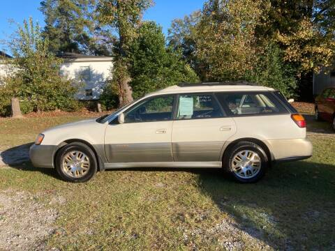 2003 Subaru Outback for sale at Joye & Company INC, in Augusta GA