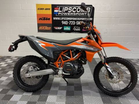 2021 KTM 690 Enduro R for sale at Lipscomb Powersports in Wichita Falls TX