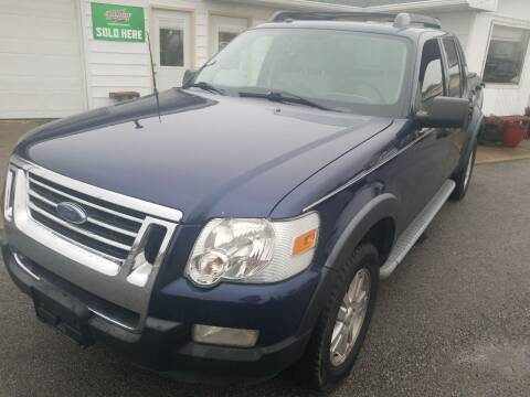 2008 Ford Explorer Sport Trac for sale at 309 Auto Sales LLC in Harrod OH