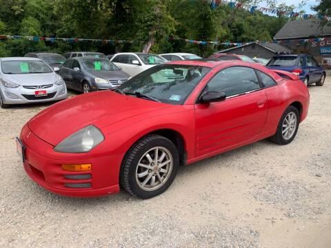2001 Mitsubishi Eclipse for sale at Korz Auto Farm in Kansas City KS