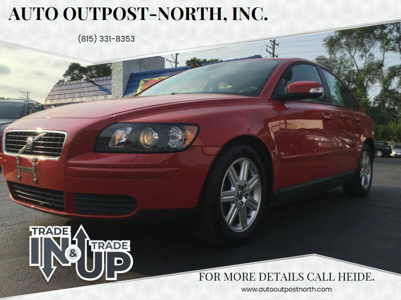 2007 Volvo S40 for sale at Auto Outpost-North, Inc. in McHenry IL