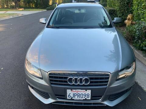 2010 Audi A4 for sale at Car Lanes LA in Valley Village CA